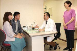 つづきレディスクリニックの診察2