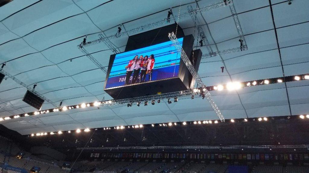 東京2020オリンピックの水泳競技